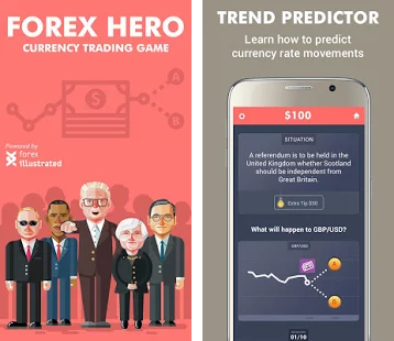 Game Forex Hero